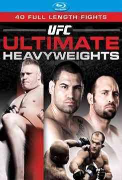 UFC ULTIMATE HEAVYWEIGHTS (Blu-Ray)