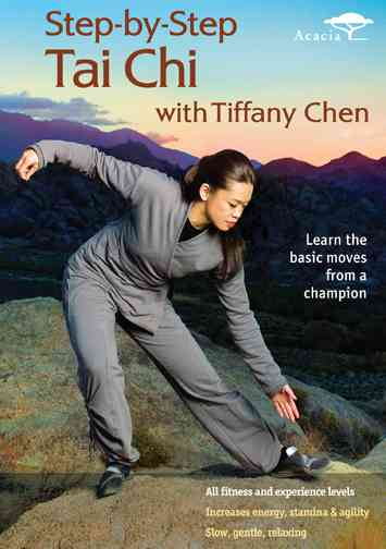 STEP BY STEP TAI CHI WITH TIFFANY CHE BY CHEN,TIFFANY (DVD)